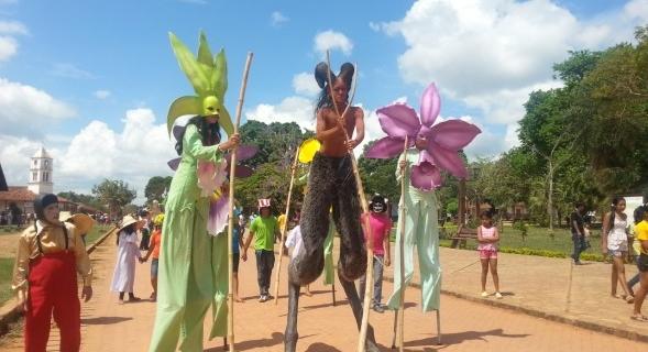 Festival de la Orquídea recibe 5 mil visitantes en los dos primeros días